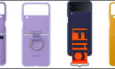 Tin tức công nghệ mới nóng nhất hôm nay 30/7: Lộ hình ảnh ốp lưng của Samsung Galaxy Z Flip 3