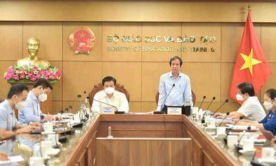 Dịch COVID-19 phức tạp, TP.HCM dự kiến khai giảng online vào giữa tháng 9