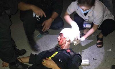 Vụ công an bảo vệ xe chở thiết bị điện gió bị thương ở Quảng Trị: Khởi tố vụ án