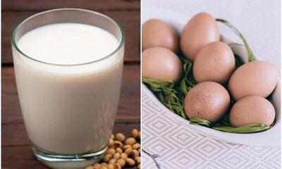 8 cặp thực phẩm tránh ăn vào bữa sáng kẻo hại thân