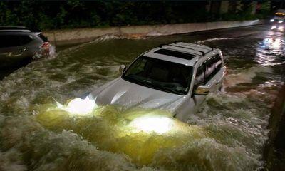 Ít nhất 46 người thiệt mạng trong trận mưa lũ lịch sử do bão Ida