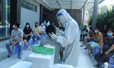 Trưa 3/9: Hà Nội ghi nhận 30 ca dương tính SARS-CoV-2, trong đó có 5 ca tại cộng đồng