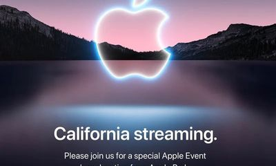 Tin tức công nghệ mới nóng nhất hôm nay 9/9: Apple công bố sự kiện ra mắt sản phẩm mới