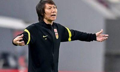 HLV Li Tie khả năng bị sa thải nếu đội tuyển Trung Quốc thua tuyển Việt Nam?