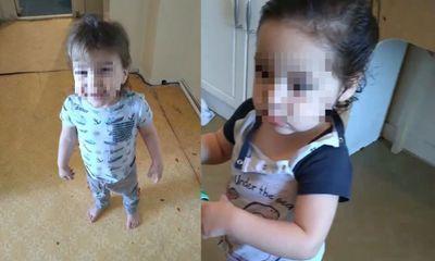 """Cặp song sinh 2 tuổi ngã từ tầng 10 xuống tử vong, lời khai của người trong cuộc gây """"rối trí"""""""