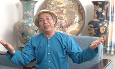 """Nghệ sĩ Trung Dân: """"Tôi sẽ đi ăn ngay một tô hủ tiếu khi cuộc sống trở lại bình thường"""""""