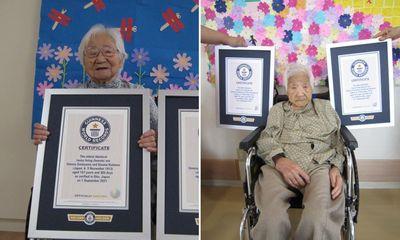 Tin tức đời sống ngày 23/9: Hai cụ bà lập kỷ lục cặp song sinh sống thọ nhất thế giới