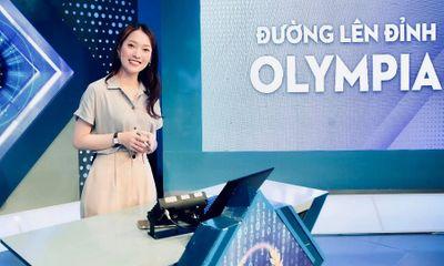 Khánh Vy gây ấn tượng với nụ cười thương hiệu trong lần đầu lên sóng Đường lên đỉnh Olympia