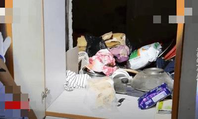 Phòng trọ bốc mùi lạ suốt 2 tháng, người phụ nữ tái mặt khi biết bí mật kinh hãi trong tủ