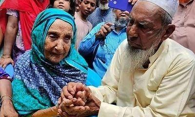 Tin tức đời sống ngày 30/9: Người đàn ông đoàn tụ với mẹ ruột sau 70 năm ly tán