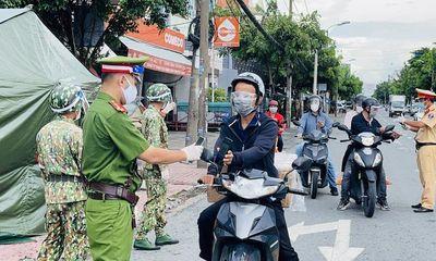 TP.HCM đề nghị 4 tỉnh lân cận cho phép người lao động dùng xe cá nhân di chuyển