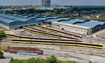 Tất cả các đoàn tàu Nhổn – ga Hà Nội vận hành thử trong tháng 12/2021?