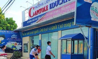 """Trường học """"vượt rào"""" cho học sinh đến trường, sở GD&ĐT Hà Nội nói gì?"""
