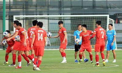 Đội tuyển Việt Nam hội quân, chuẩn bị đọ sức với Nhật Bản