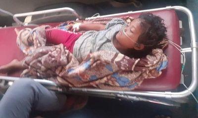 Đắk Lắk: Tường lò gạch đổ sập, 3 cháu bé thương vong