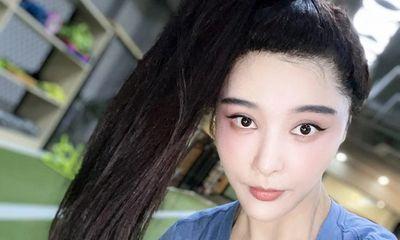 Quá giống Phạm Băng Băng, cô gái bị chính
