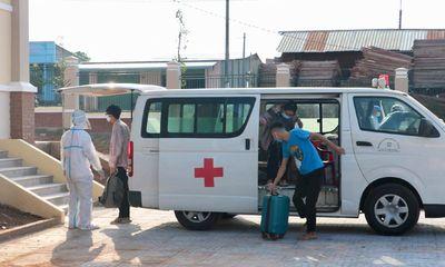 Vũng Tàu: Khẩn trương truy tìm 12 người trốn cách ly