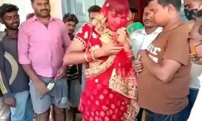 Thanh niên giả làm cô dâu đến lễ cưới của bạn gái cũ và cái kết