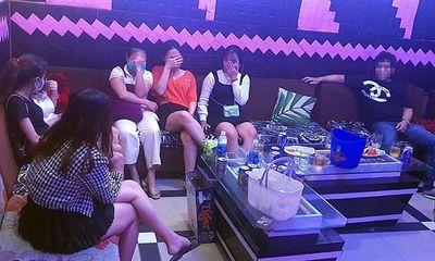 Quảng Nam: Xử phạt 2 quán karaoke mở cửa đón khách, phát hiện đối tượng dương tính ma túy