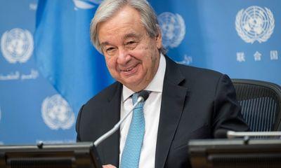 Ông Guterres chính thức được bổ nhiệm làm Tổng thư ký Liên Hợp Quốc nhiệm kỳ 2