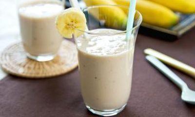 Chế biến sữa chuối - món ăn khiến được hàng loạt sao Hàn mê mẩn