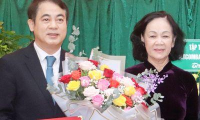 Chủ tịch HĐQT Vietcombank được bổ nhiệm làm Bí thư Tỉnh ủy Hậu Giang