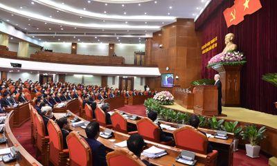 Bế mạc Hội nghị Trung ương 3