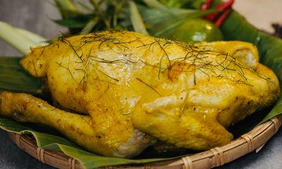 Cách làm gà ủ muối siêu đơn giản, quan trọng là hương vị cực thơm ngon lạ miệng