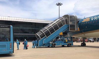 Dừng toàn bộ chuyến bay chở khách giữa TP.HCM và Hà Nội