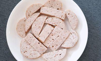 Cách làm chả lụa bằng thịt gà, món ngon siêu giản lại không kém phần hấp dẫn