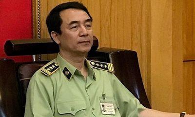 Tạm giam ông Trần Hùng, Tổ trưởng 1444 Tổng cục Quản lý thị trường