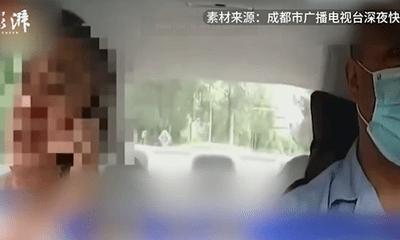 Tình cờ nghe được ước nguyện của hành khách trên xe, tài xế taxi vội vàng bẻ lái đến sở cảnh sát