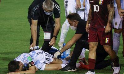 Sau pha phạm lỗi thô bạo khiến Messi suýt gãy chân, phía đối thủ nói gì?