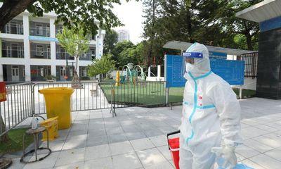 Ngày 17/9, Hà Nội ghi nhận 12 ca dương tính SARS-CoV-2