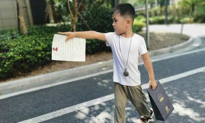 Con trai trộm tiền mua quà vặt, cách xử trí thông minh của người mẹ khiến dân mạng thán phục