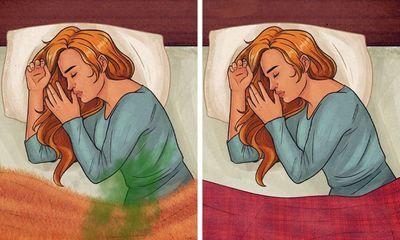Mất ngủ thường xuyên vì 6 thói quen tưởng vô hại