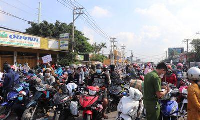 Bộ GTVT yêu cầu các tỉnh chuẩn bị xe khách đưa người dân từ TP.HCM về quê