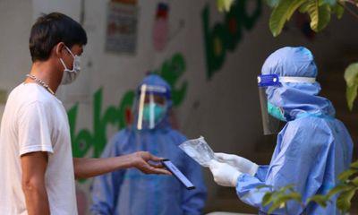 Sáng 1/10, Hà Nội ghi nhận 5 ca dương tính SARS-CoV-2 tại cộng đồng