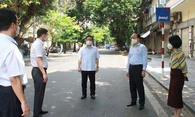 Hà Nội dự kiến cách ly 1.000 người nhà bệnh nhân liên quan đến Bệnh viện Việt Đức