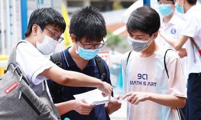 Bộ GDĐT công bố phương án thi tốt nghiệp THPT và xét tuyển đại học năm 2022