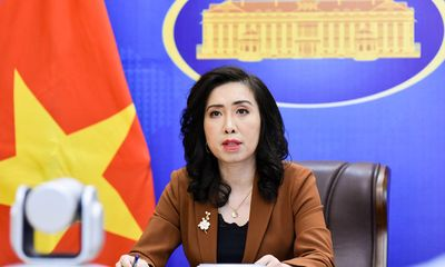 Việt Nam lên tiếng về bộ phim 'Quân đội Vương Bài' xuyên tạc lịch sử