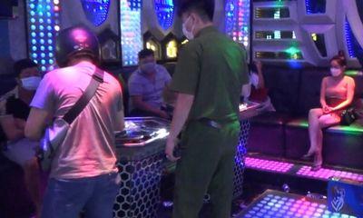 14 nam nữ tụ tập sử dụng ma túy ở quán karaoke bất chấp dịch bệnh