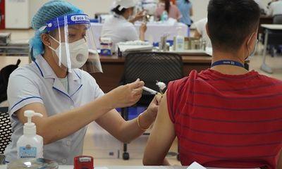 Bộ Y tế: Điều chuyển vaccine COVID-19 nếu địa phương nào tiêm chậm
