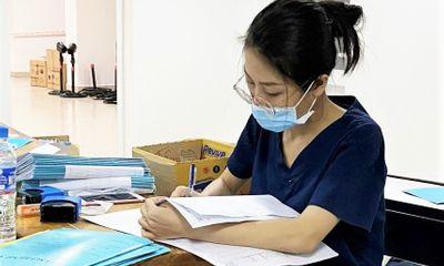 Thanh xuân dành trọn cho F0 của nữ bác sĩ nơi tuyến đầu chống dịch
