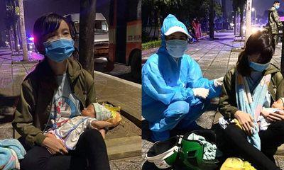 Hành trình vượt hơn 1.200km trở về quê tránh dịch của bé 15 ngày tuổi