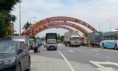 Thái Bình tạm dừng hoạt động 8 chốt kiểm soát cửa ngõ ra vào tỉnh