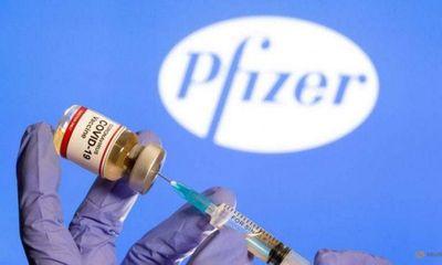 Pfizer tuyên bố vaccine hiệu quả 90,7% trên trẻ em từ 5-11 tuổi