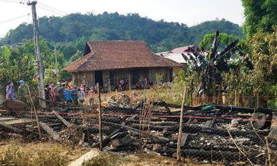 Điện Biên: Cháy nhà trong đêm, bé trai 7 tuổi tử vong thương tâm