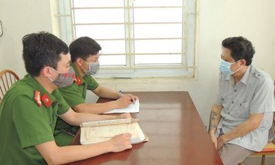Hà Nam: Bắt đối tượng truy nã sau 37 năm lẩn trốn