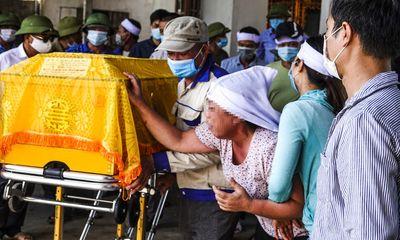 Công an tiết lộ về thái độ lạnh lùng đến rợn người của kẻ sát hại cả nhà vợ ở Thái Bình